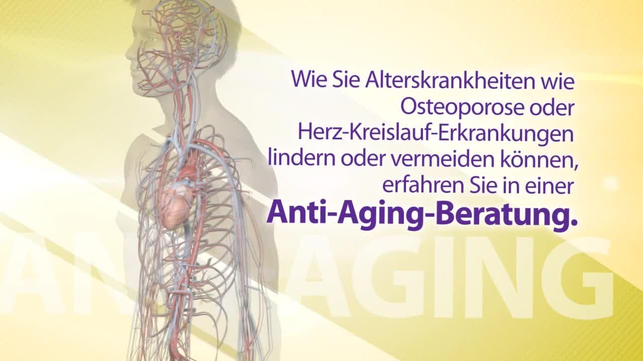 Anti-Aging-Beratung