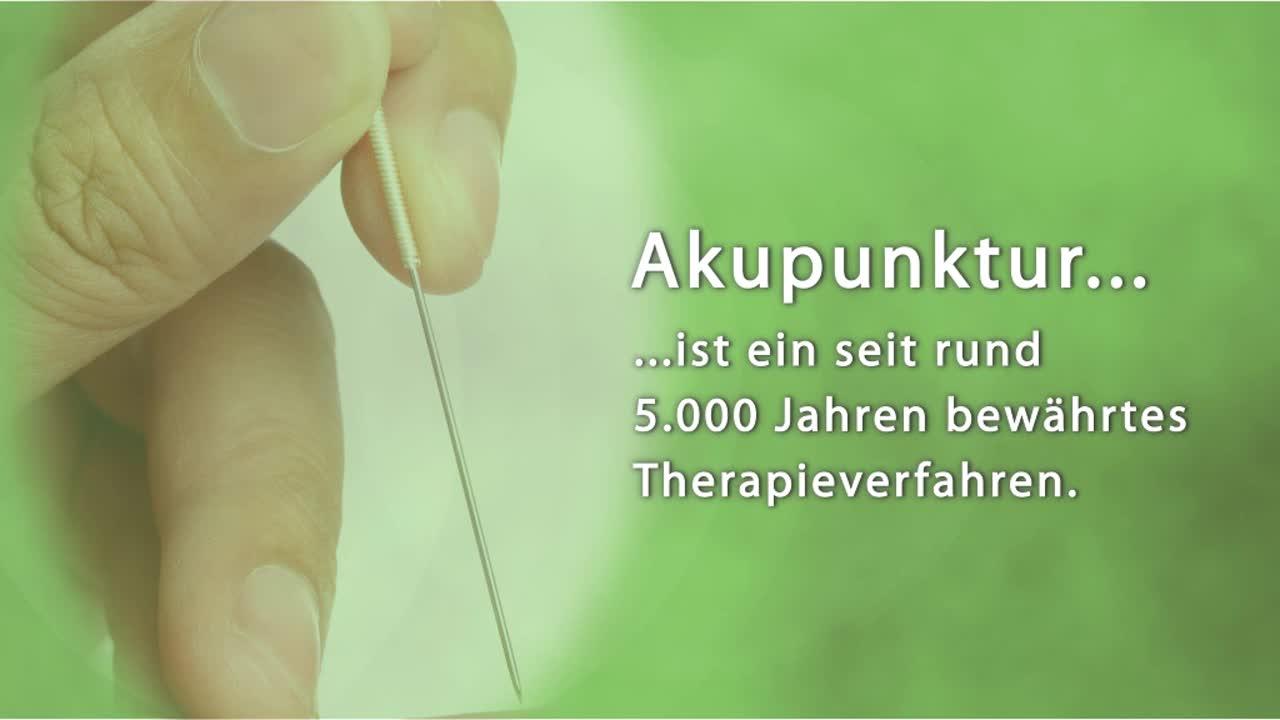 Akupunktur-Taping