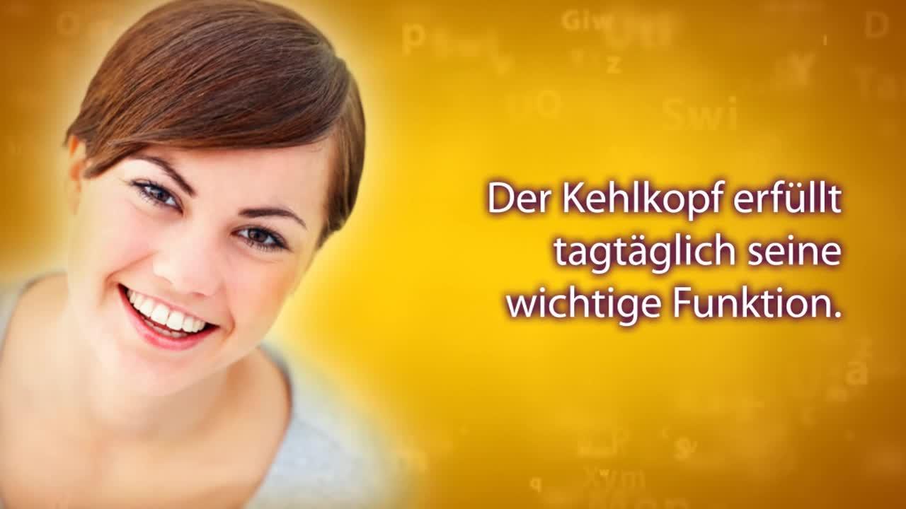 Kehlkopfkrebsvorsorge (Endoskop)