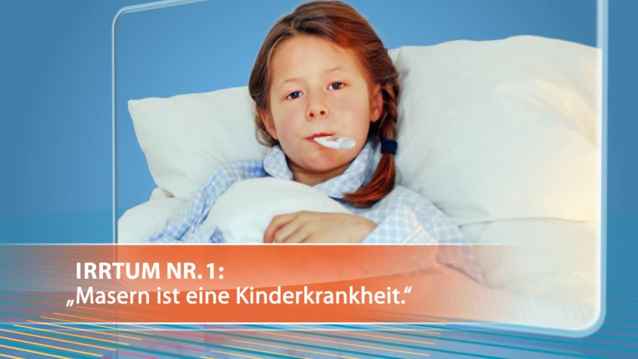 Masernimpfung (Erwachsene)