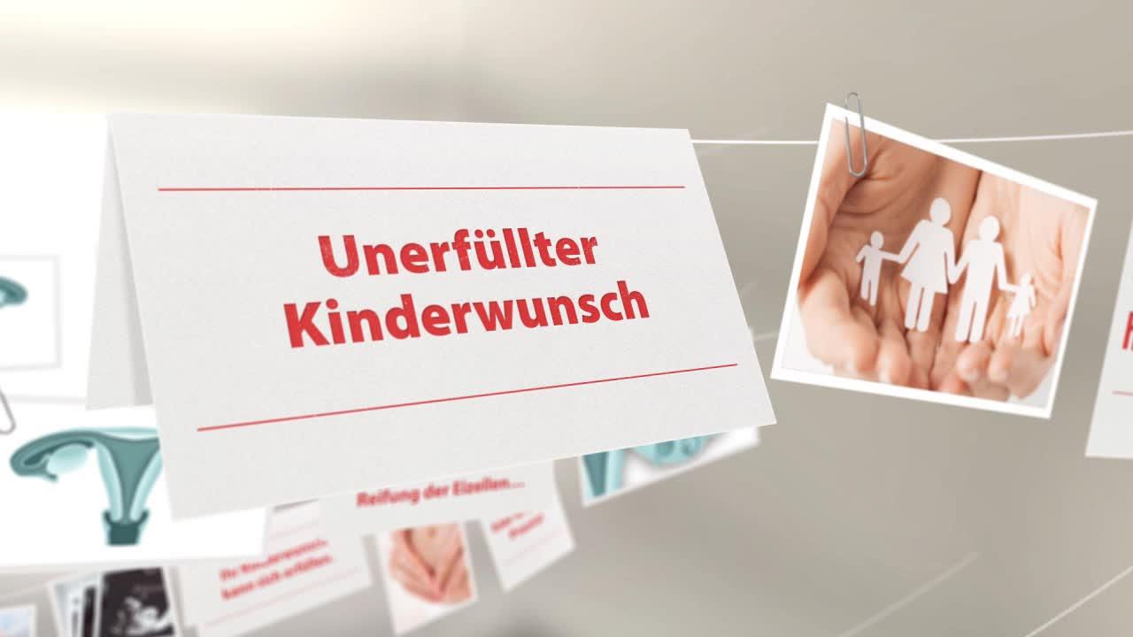 Kinderwunsch - Assistierte Reproduktion (IUI, IVF, ICSI)