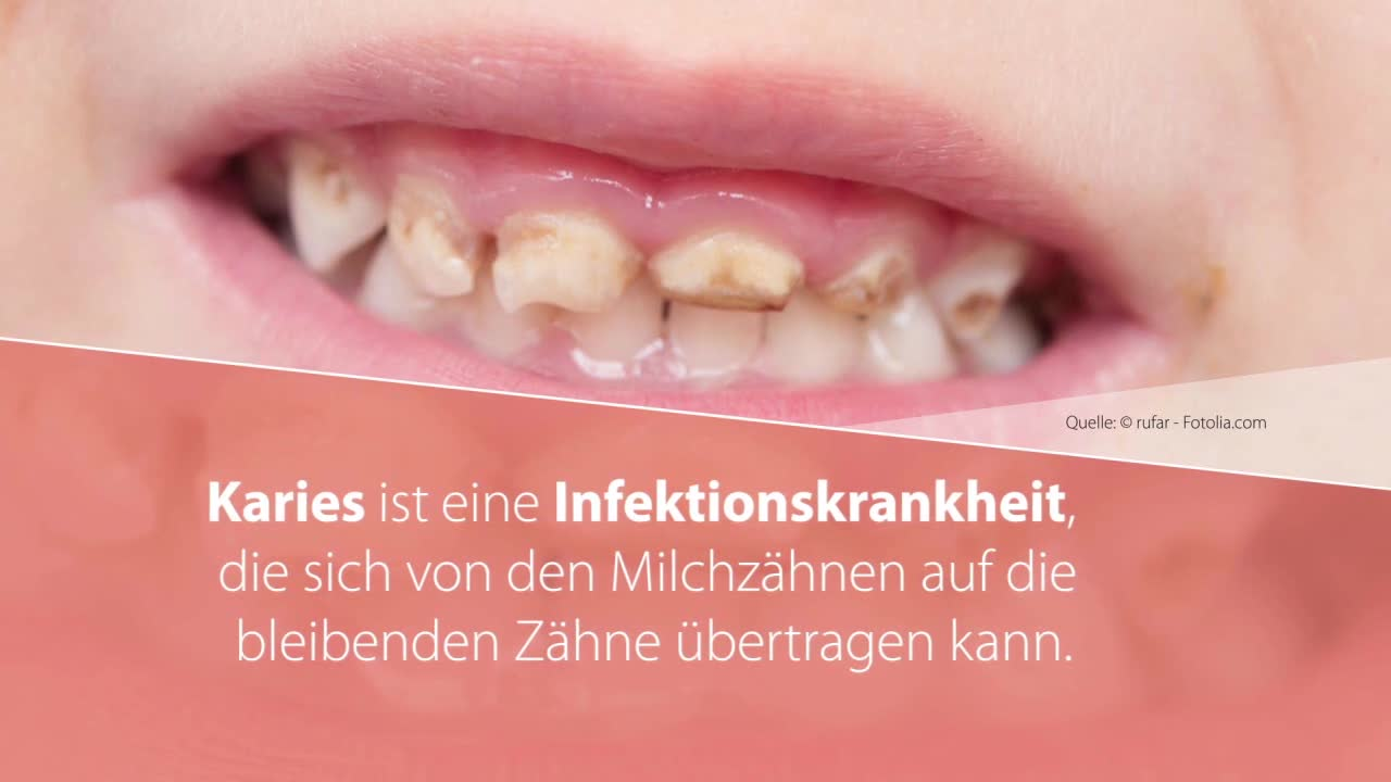 Gesunde Kinderzähne (BLZK) [Tonfassung]