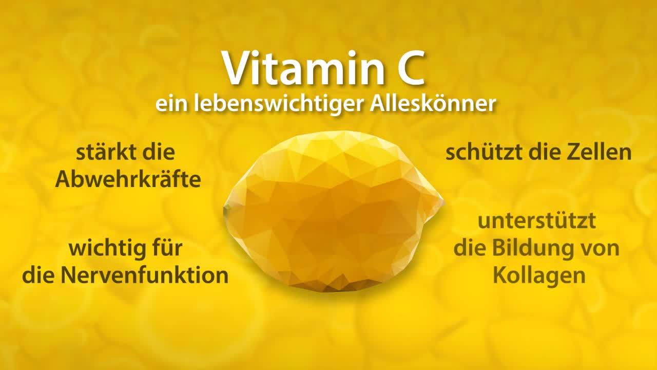 Vitamin-C-Hochdosis-Infusion