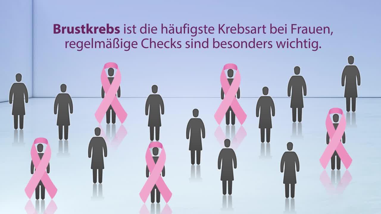 Erweiterte Krebsvorsorge Gynäkologie (Brust)