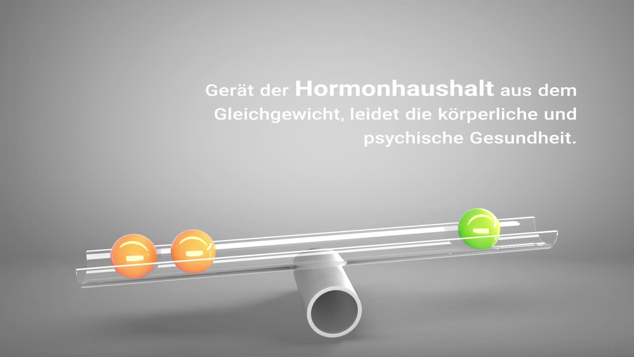Hormontherapie mit naturidentischen Hormonen