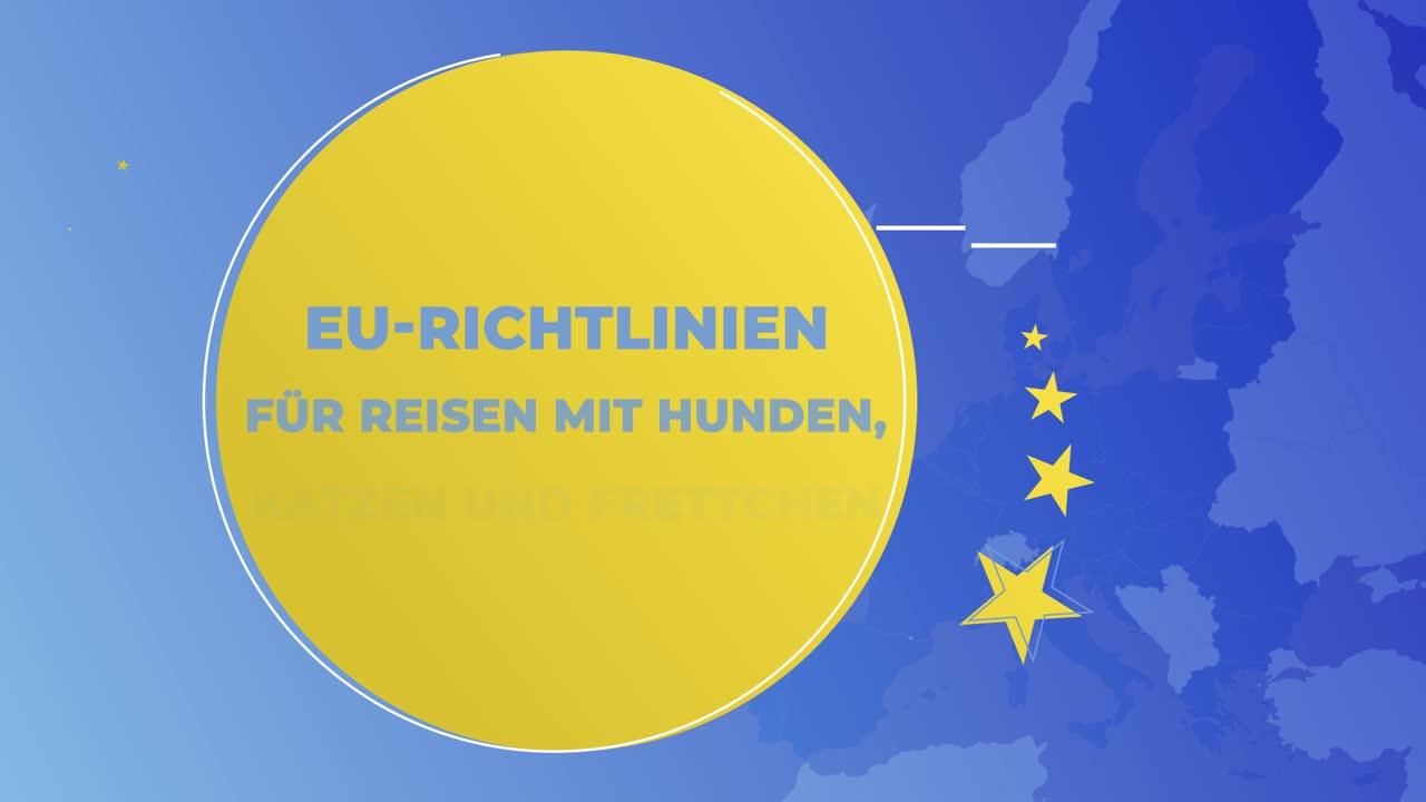 EU-Richtline im Tierverkehr