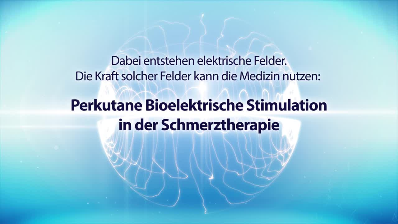 Perkutane bioelektrische Stimulation (Axomera)